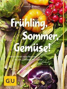 Voedwel, natuurlijk voedingsadvies, Frűhling, Sommer, Geműse