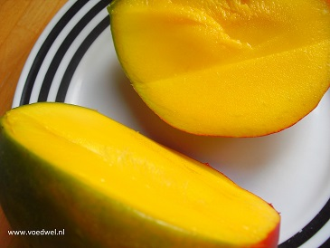 Voedwel, natuurlijk voedingsadvies, natuurvoedingskundige, mango
