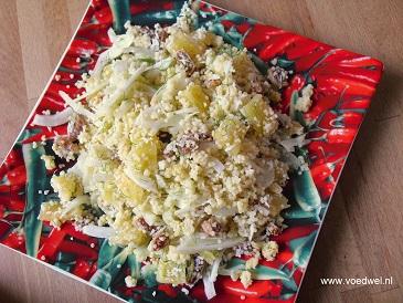 -Tropische salade