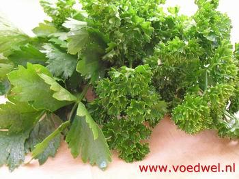 Voedwel, natuurlijk voedingsadvies, tuinkruiden