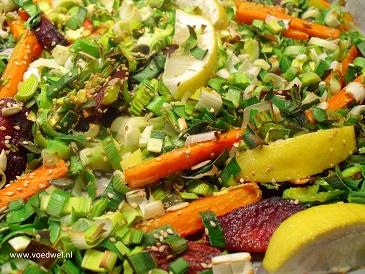 Voedwel, natuurlijk voedingsadvies, wintergroenten