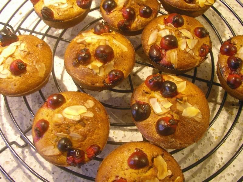 -Cranberrymuffins