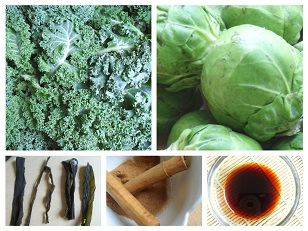 -Groene groentesoep