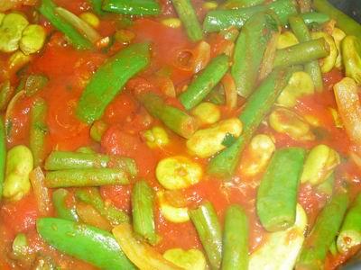 Voedwel, natuurlijk voedingsadvies, groene bonen