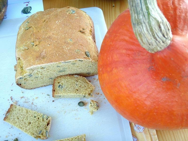 -Pompoenbrood met oergraan