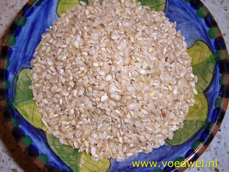 -Rijst koken