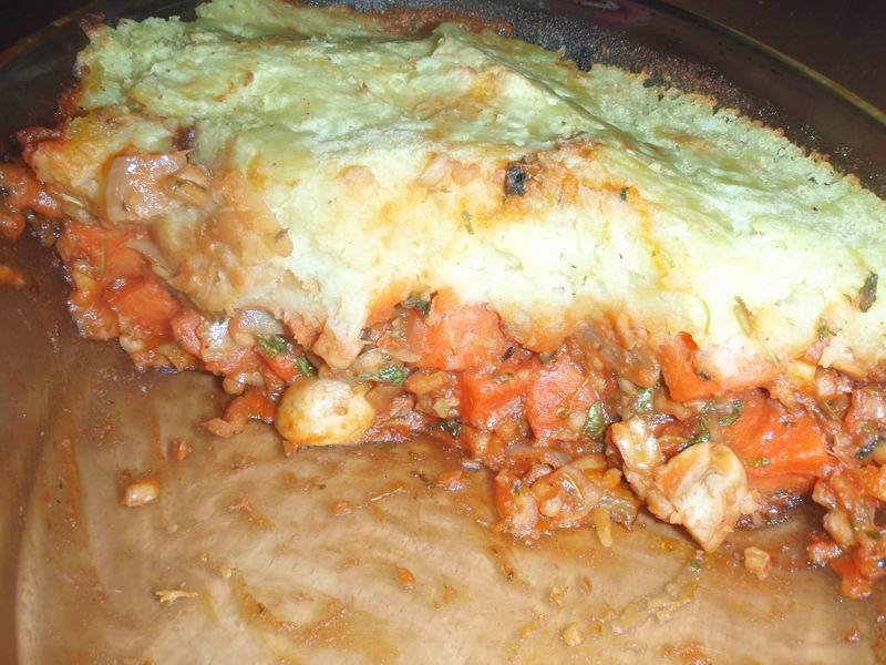 -Sheperd's pie