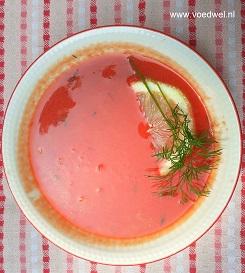 Bieten-wortelsoep