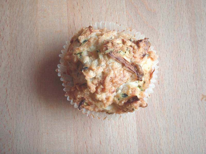 Courgettemuffins
