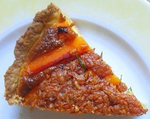 Bonen-wortel-taart