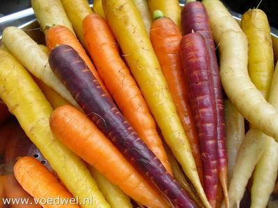 Regenboogwortels
