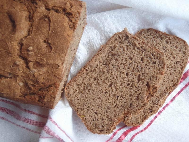 Teffbrood, glutenvrij