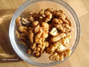 Voedwel, natuurlijk voedingsadvies, natuurvoedingskundige, walnoten