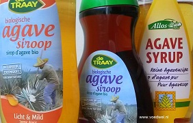 Voedwel, natuurlijk voedingsadvies, agavesiroop