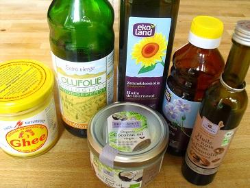 Voedwel, natuurlijk voedingsadvies, olie en vet