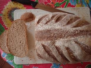 Voedwel, natuurlijk voedingsadvies, zuurdesembrood